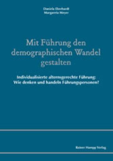eBook Mit Führung den demographischen Wandel gestalten Cover