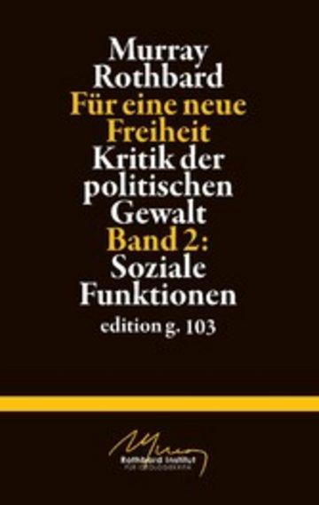 eBook Für eine neue Freiheit 2 Cover