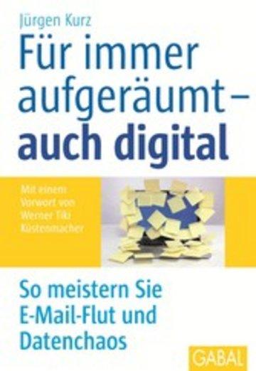 eBook Für immer aufgeräumt - auch digital Cover