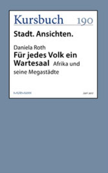 eBook Für jedes Volk ein Wartesaal Cover