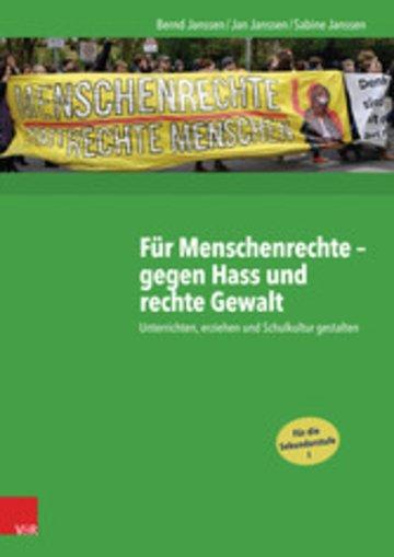 eBook Für Menschenrechte - gegen Hass und rechte Gewalt Cover