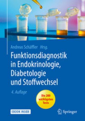 eBook Funktionsdiagnostik in Endokrinologie, Diabetologie und Stoffwechsel Cover