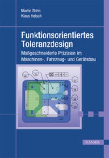eBook Funktionsorientiertes Toleranzdesign Cover
