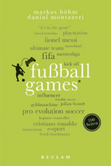 eBook Fußballgames. 100 Seiten Cover