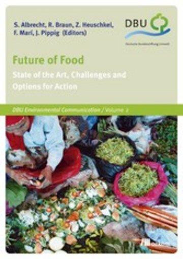 eBook Future of Food Cover