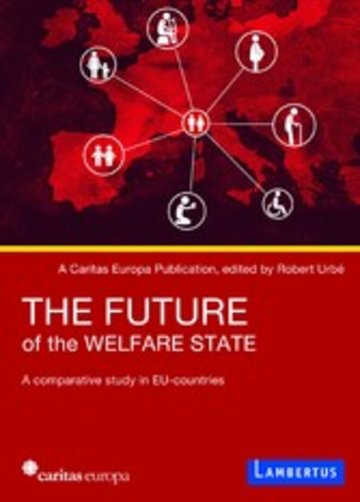 eBook The Future of the Welfare State Cover