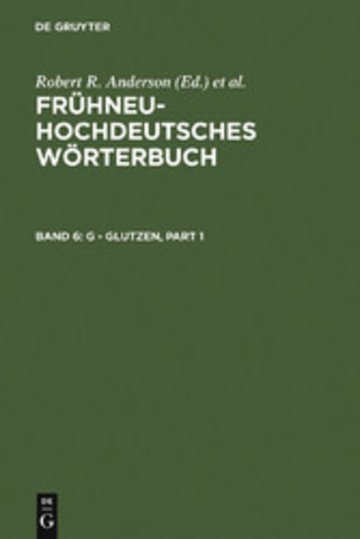 eBook g - glutzen Cover