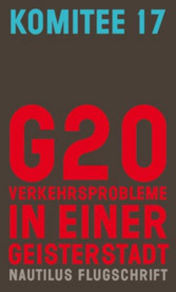 eBook G20. Verkehrsprobleme in einer Geisterstadt Cover