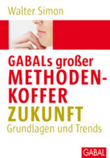 eBook GABALs großer Methodenkoffer Zukunft Cover