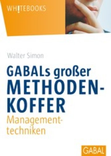eBook GABALs großer Methodenkoffer Cover
