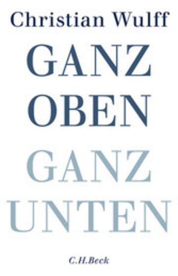 eBook Ganz oben Ganz unten Cover