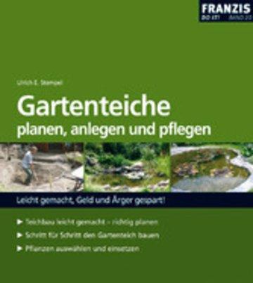 eBook Gartenteiche planen, anlegen und pflegen Cover