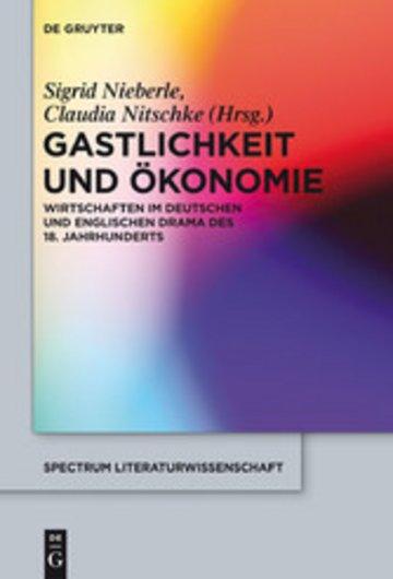 eBook Gastlichkeit und Ökonomie Cover