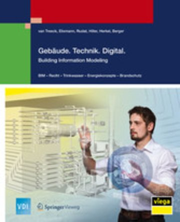 eBook Gebäude.Technik.Digital. Cover