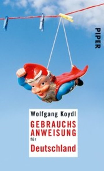 eBook Gebrauchsanweisung für Deutschland Cover