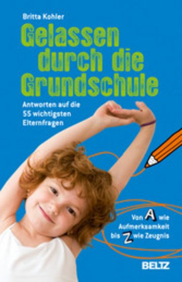 eBook Gelassen durch die Grundschule Cover