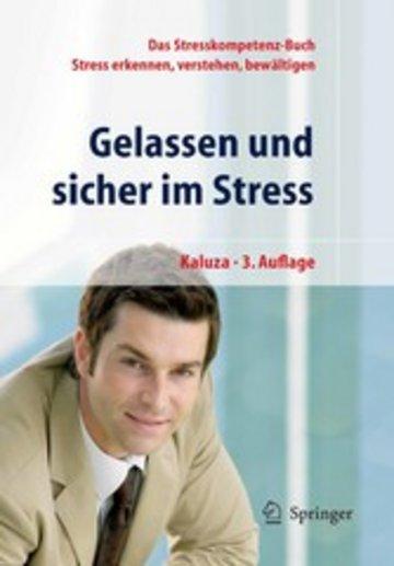 eBook Gelassen und sicher im Stress Cover