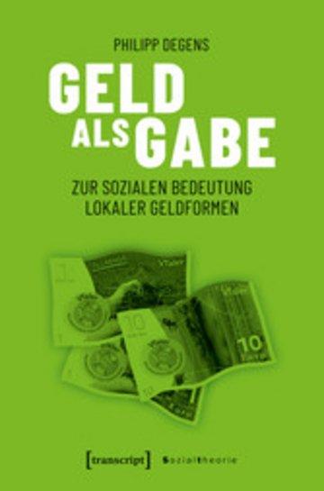 eBook Geld als Gabe Cover