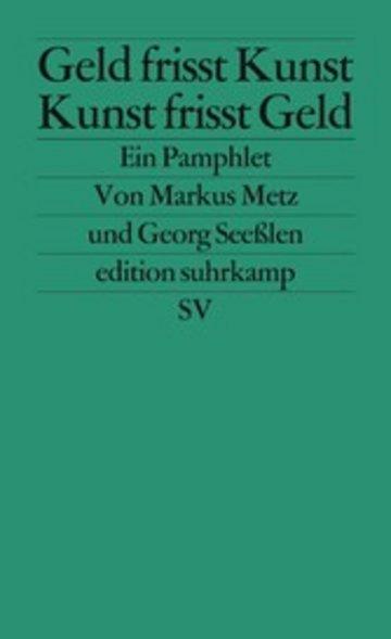 eBook Geld frisst Kunst - Kunst frisst Geld Cover