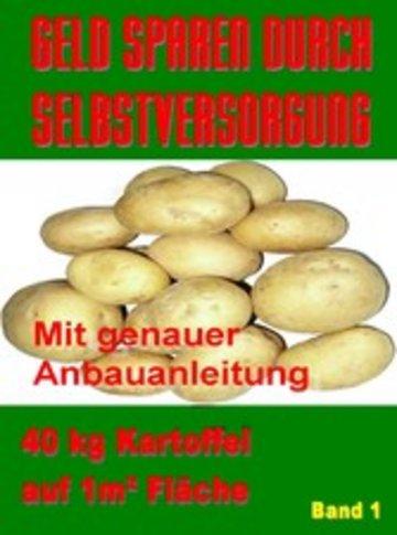 eBook GELD SPAREN DURCH SELBSTVERSORGUNG Band 1 Cover