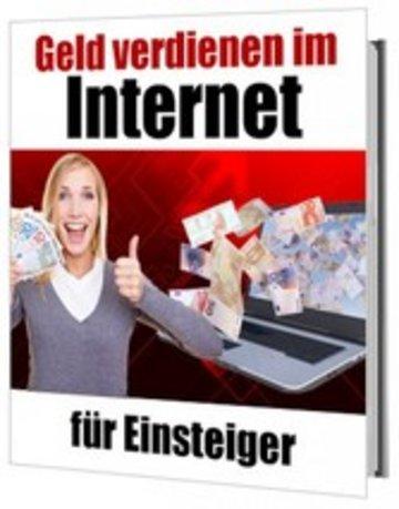 eBook Geld verdienen im Internet für Einsteiger Cover