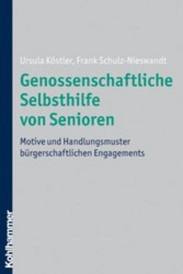 eBook Genossenschaftliche Selbsthilfe von Senioren Cover