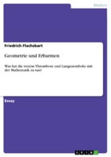 eBook Geometrie und Erbarmen Cover