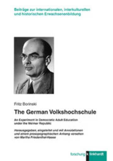 eBook The German Volkshochschule Cover