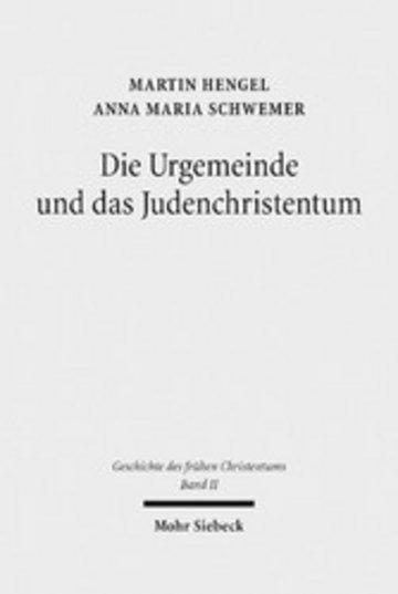 eBook Geschichte des frühen Christentums Cover