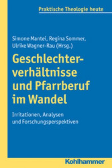 eBook Geschlechterverhältnisse und Pfarrberuf im Wandel Cover