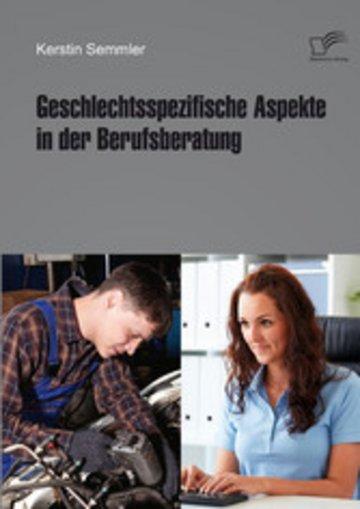 eBook Geschlechtsspezifische Aspekte in der Berufsberatung Cover