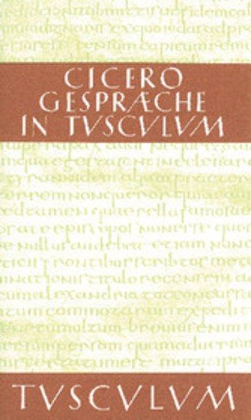 eBook Gespräche in Tusculum / Tusculanae disputationes Cover