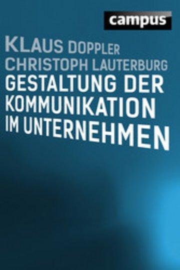 eBook Gestaltung der Kommunikation im Unternehmen Cover