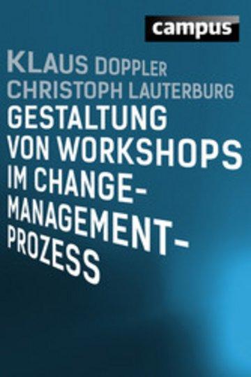 eBook Gestaltung von Workshops im Change-Management-Prozess Cover