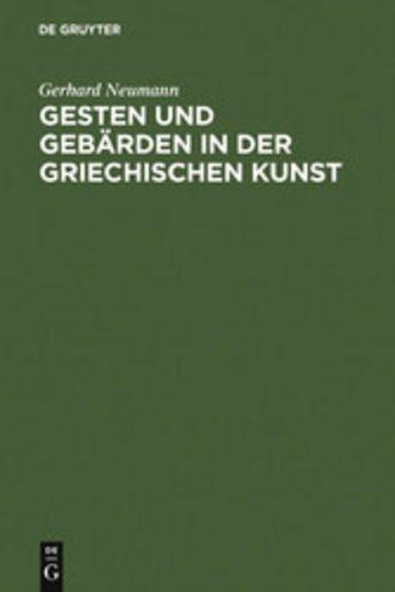 eBook Gesten und Gebärden in der griechischen Kunst Cover