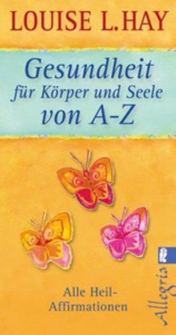 eBook Gesundheit für Körper und Seele von A-Z Cover