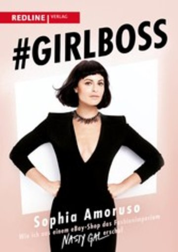 eBook #Girlboss Cover