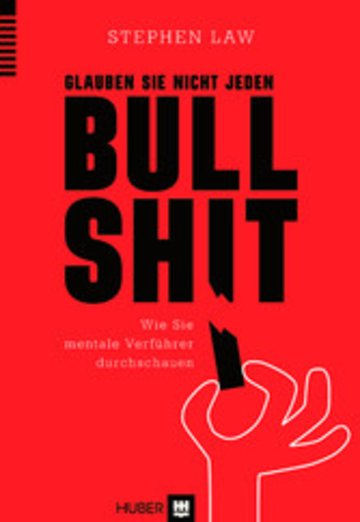 eBook Glauben Sie nicht jeden Bullshit Cover