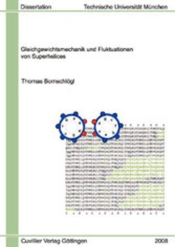 eBook Gleichgewichtsmechanik und Flutuation von Superhelices Cover