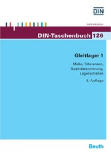 eBook Gleitlager 1 Cover