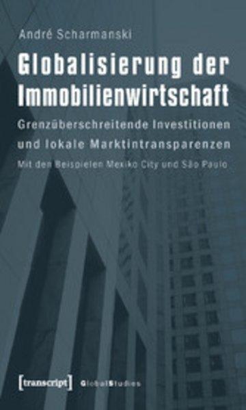 eBook Globalisierung der Immobilienwirtschaft Cover