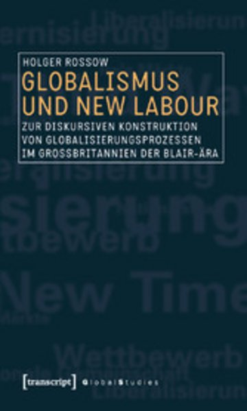 eBook Globalismus und New Labour Cover