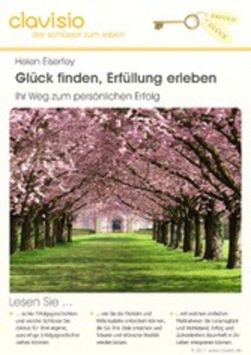 eBook Glück finden, Erfüllung erleben Cover