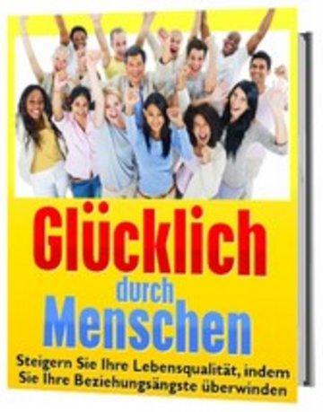eBook Glücklich durch Menschen Cover