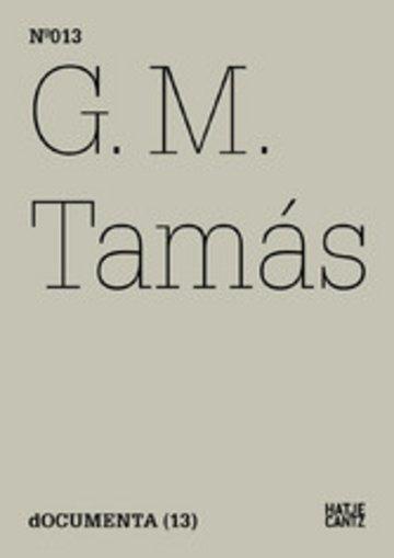 eBook G.M. Tamás Cover