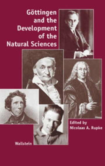 eBook Göttingen and the Development of the Natural Sciences Cover