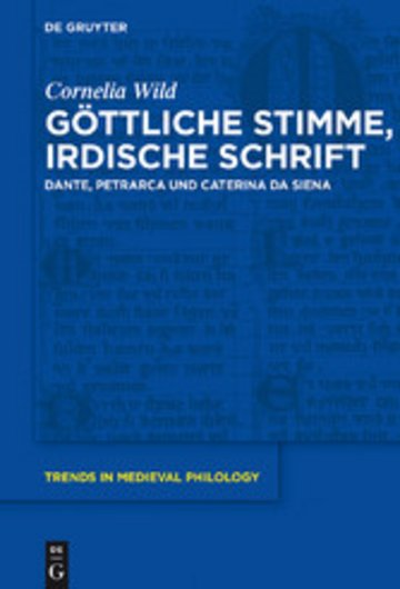 eBook Göttliche Stimme, irdische Schrift Cover