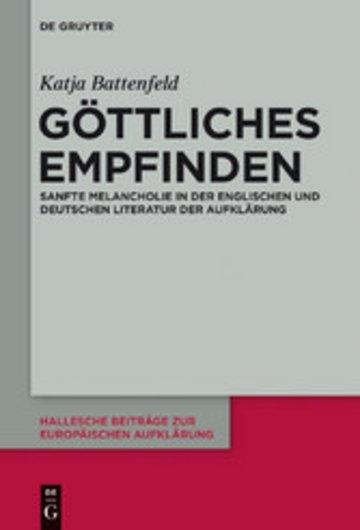 eBook Göttliches Empfinden Cover