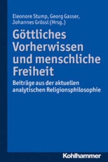 eBook Göttliches Vorherwissen und menschliche Freiheit Cover