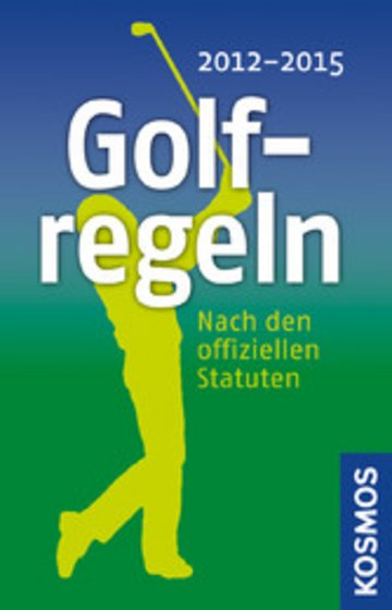 eBook Golfregeln 2012 - 2015 Cover